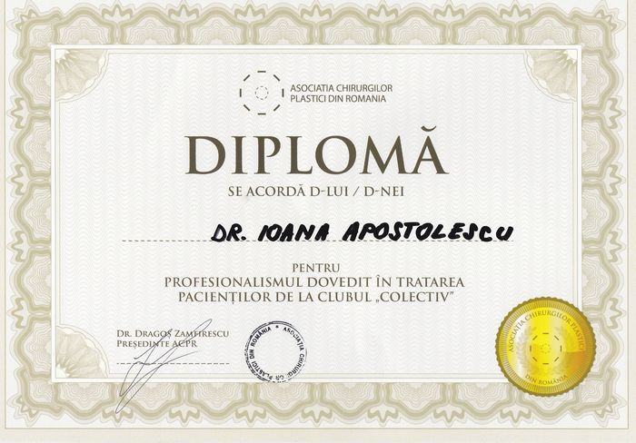 Diploma Colectiv