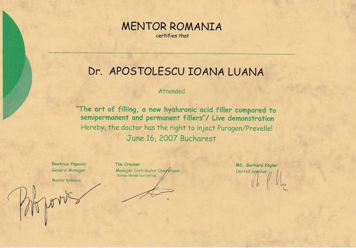 Diploma Filling